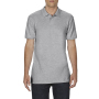Gildan Polo Softstyle Double Pique SS for him Sport Grey 3XL