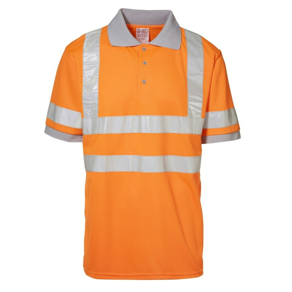 Safety polo shirt | EN 20471