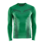 Craft Pro Control seamless jersey ls men team green xl