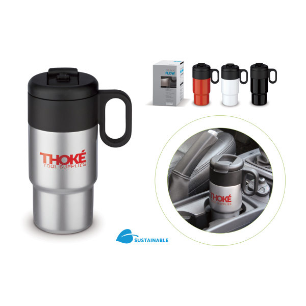 Bedrukte Thermos automok 300ml