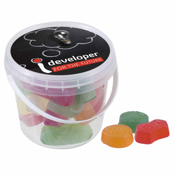 Mini emmertje winegums