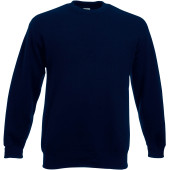 Classic set-in sweat (62-202-0) deep navy xl