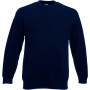 Classic set-in sweat (62-202-0) deep navy 'xxl