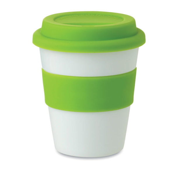 ASTORIA - PP tumbler with silicone lid