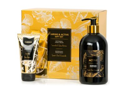 Caring & Active Giftset