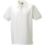 Men's ultimate cotton polo white 4xl