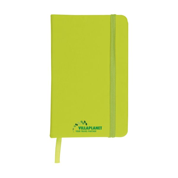 Pocket Notebook A6 hardcover