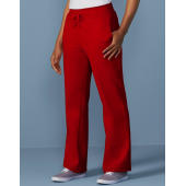 Ladies Heavy Open Sweatpant