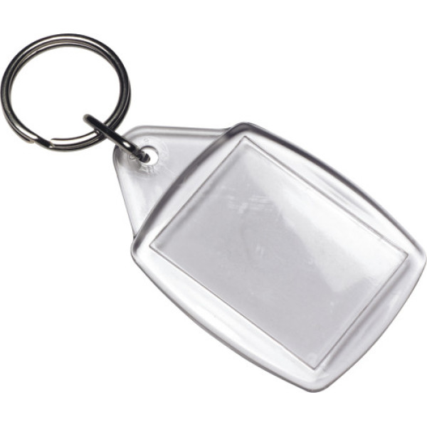 Plastic key holder