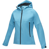 Coltan dames GRS-gerecycled softshell jack