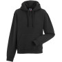 Authentic hooded sweatshirt black '4xl