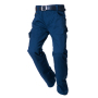 Werkbroek Industrie 502008 Navy 64