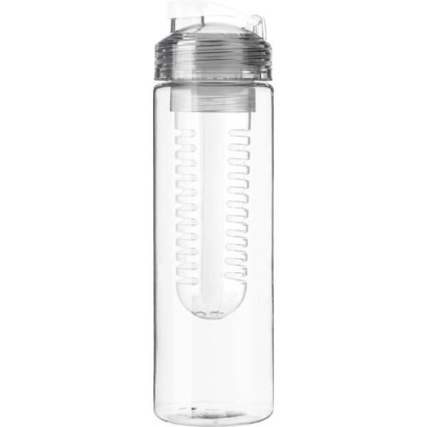 Tritan drinkfles (650 ml) met fruit infuser