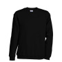 Round Sweat Heavy Junior zwart
