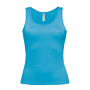 Tanktop Women-Only Tattoo M Very Turquoise
