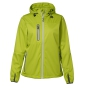 Lightweight soft shell jacket Lime, 3XL