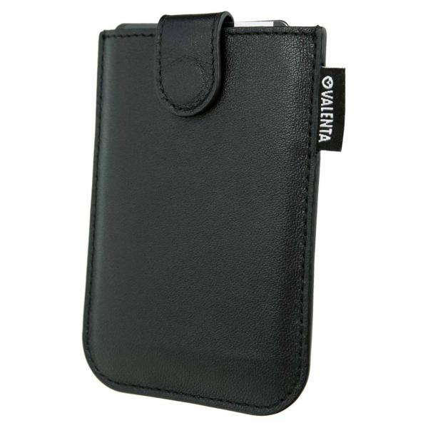 Valenta Card Pocket Slide Black