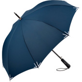 AC regular umbrella Safebrella® LED - navy