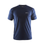Craft Prime Tee men navy l