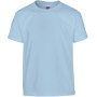 Heavy cotton™classic fit youth t-shirt light blue '12/14 (xl)