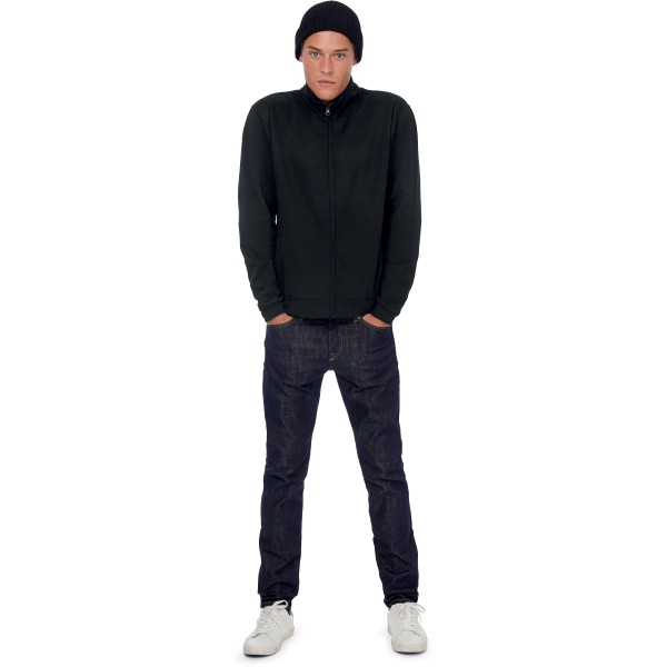 Id.206 full zip sweatjacket
