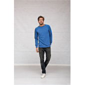 L&S Heavy Sweater Raglan Crewneck for him