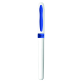 Mark-it Permanent Marker Blue IN_BA white_Trim blue