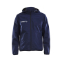 Craft Jacket rain jr navy 158/164