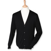 Men's lightweight v cardigan