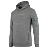 Sweater Premium Capuchon Logo Outlet