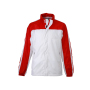 Team Weather Jacket rood/wit