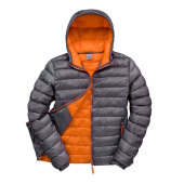 SNOW BIRD HOODED JACKET R194M