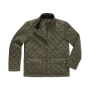 Stedman Jacket Quilted for him military green XXL