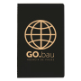 Moleskine Cahier Journal LG RUL Black