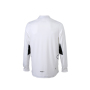 Men's Running Shirt - wit/zwart