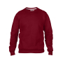 Anvil Sweater Crewneck for him Independence red-30%Kortin 3XL