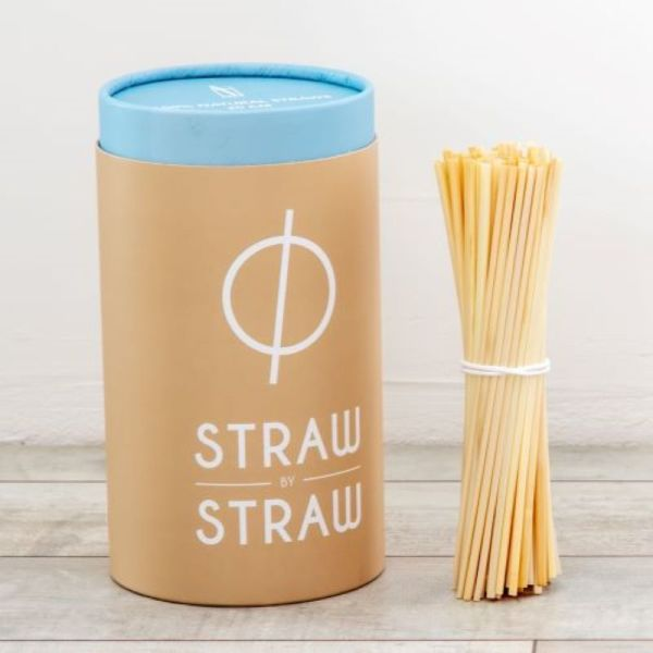 Eco straw by straw