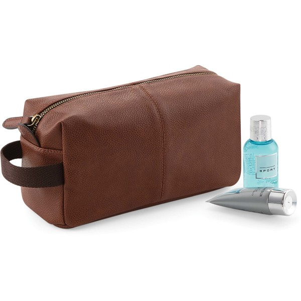 Nuhide™ toiletry bag