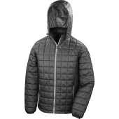 Blizzard padded jacket black / phantom grey 3xl