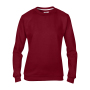 Anvil Sweater Crewneck for her Red-35% Korting M